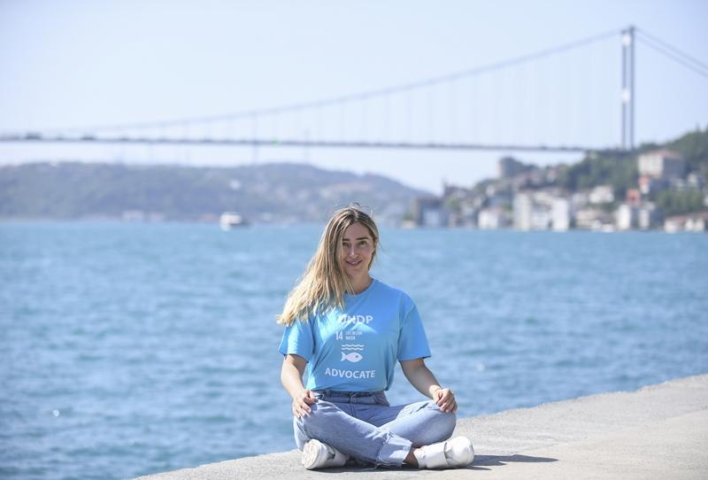 BM Kalkınma Programı, Şahika Ercümen'i Türkiye'deki  Sudaki Yaşam Savunucusu ilan etti