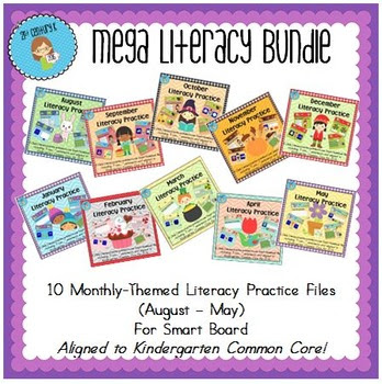https://www.teacherspayteachers.com/Product/NEW-MEGA-Literacy-Practice-Bundle-for-Kindergarten-1984659