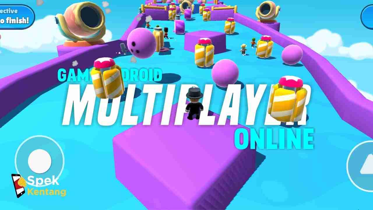 Game Android Multiplayer Online Ringan Terbaik 2020