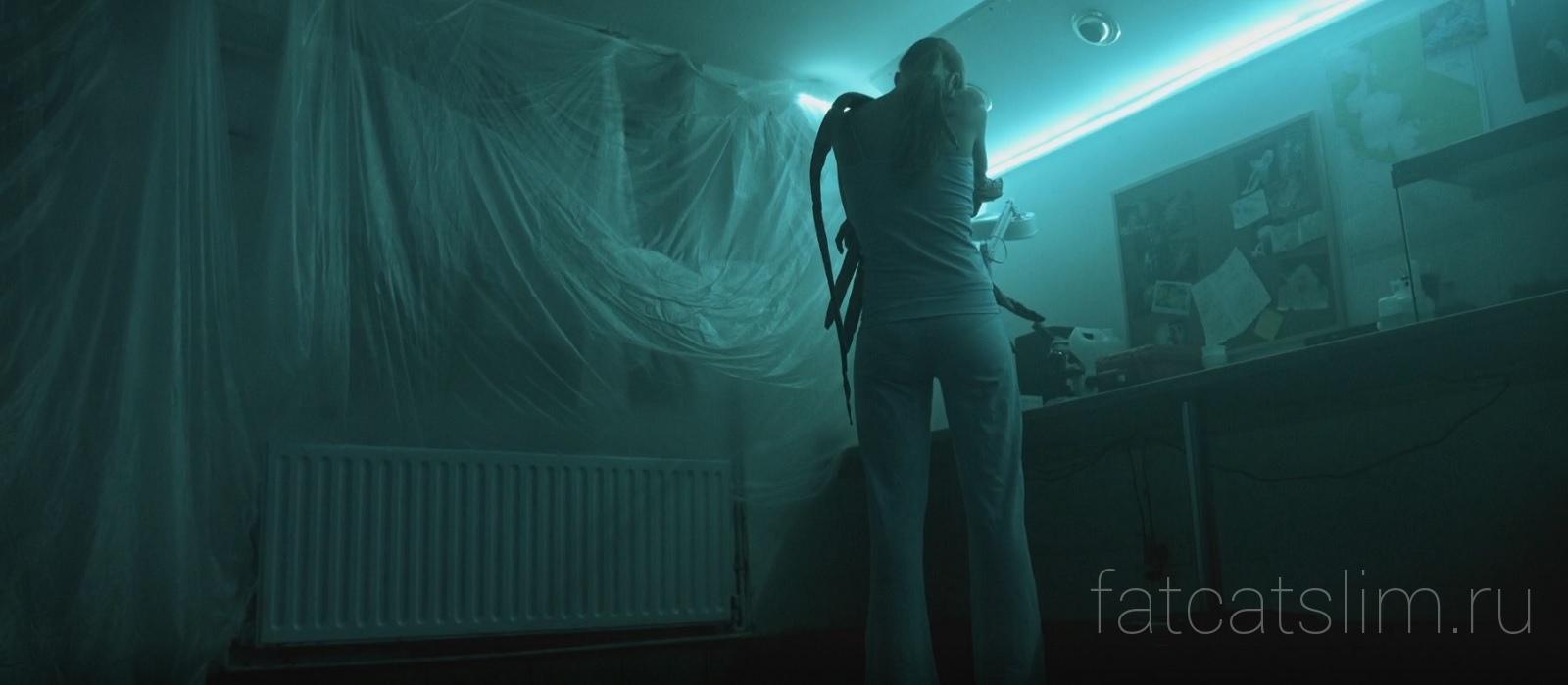Существо из бездны,The Creature Below, ужасы, хоррор, фильм ужасов, horror, кадр из фильма, Лавкрафт, Lovecraft