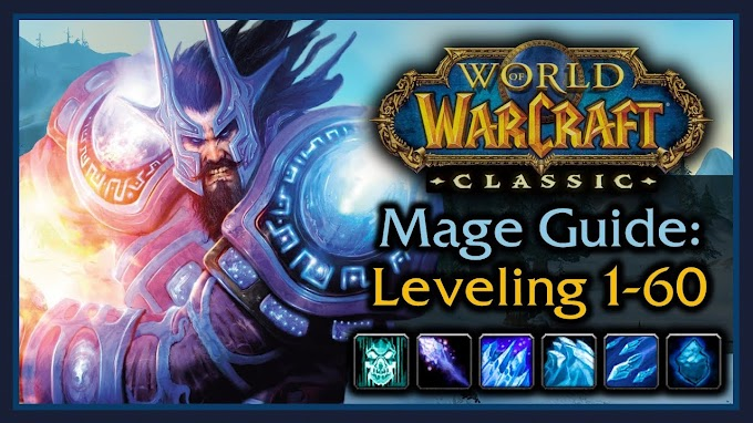 Leveling Your Mage in World of Warcraft
