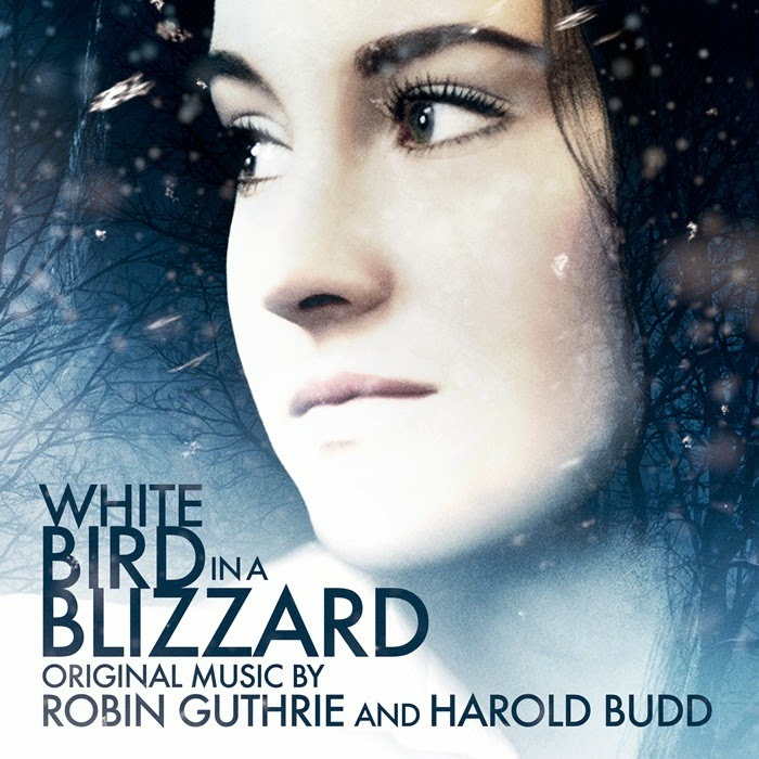 white bird in a blizzard soundtracks