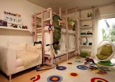 Fotos ideas para decorar casas - Literas divertidas para ninos ...