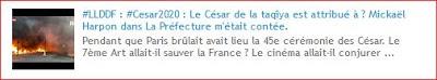 https://code7h99.blogspot.com/2020/02/llddf-cesar2020-le-cesar-de-la-taqiya.html