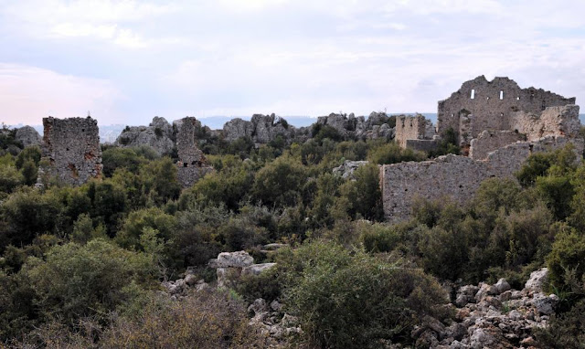 Excavations begin at ancient Pamphylian city of Lyrboton Kome