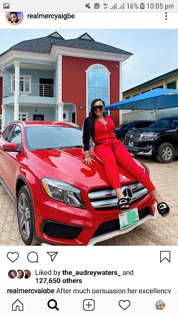 Mercy Aigbe latest photos and news