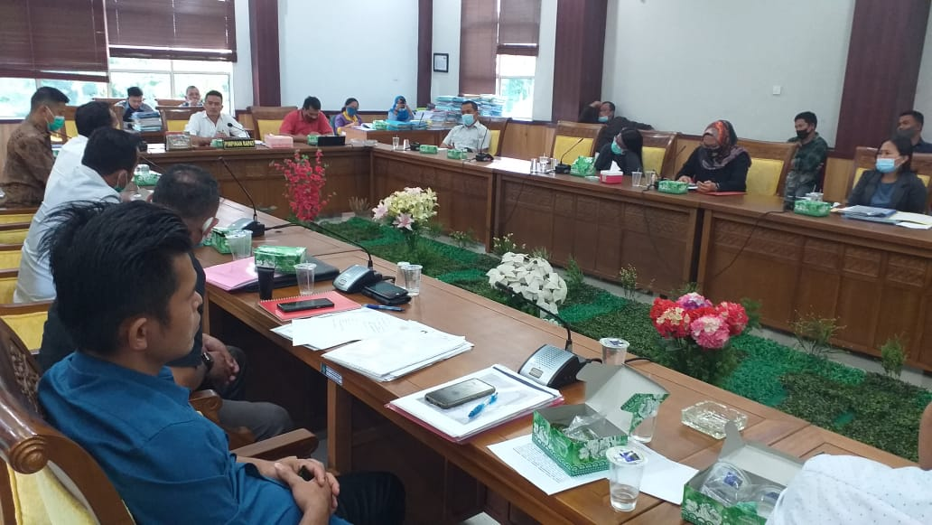 Komisi I DPRD Kota Batam Minta Pihak Perusahaan Mengembalikan Ijazah Karyawannya Yang Telah Mengundurkan Diri