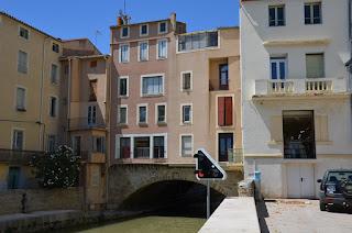 Narbona. El Pont dels Comerciants