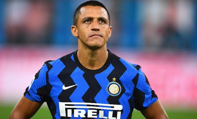 Inter Milan Rekrut Alexis Sanchez