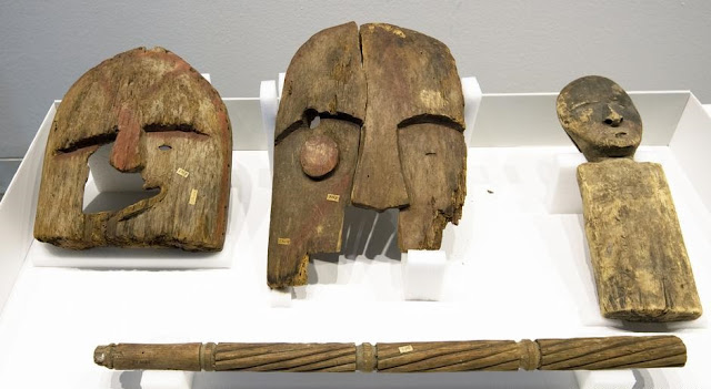 Berlin museum returns looted artifacts to Alaska