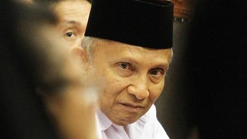 Tuding Amien Rais Perusak Reformasi, Eks Anggota DPR: Dia Itu Pengkhianat Dimana-mana