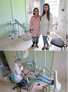 USF de Santa Rita oferece tratamento odontológico para a população