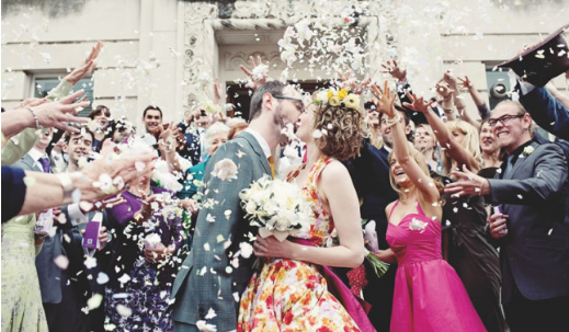 20 Ways To Impress Your Wedding Guests