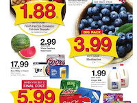 Kroger Ad July 17 - July 23, 2019 and Kroger Ad 7/24/19