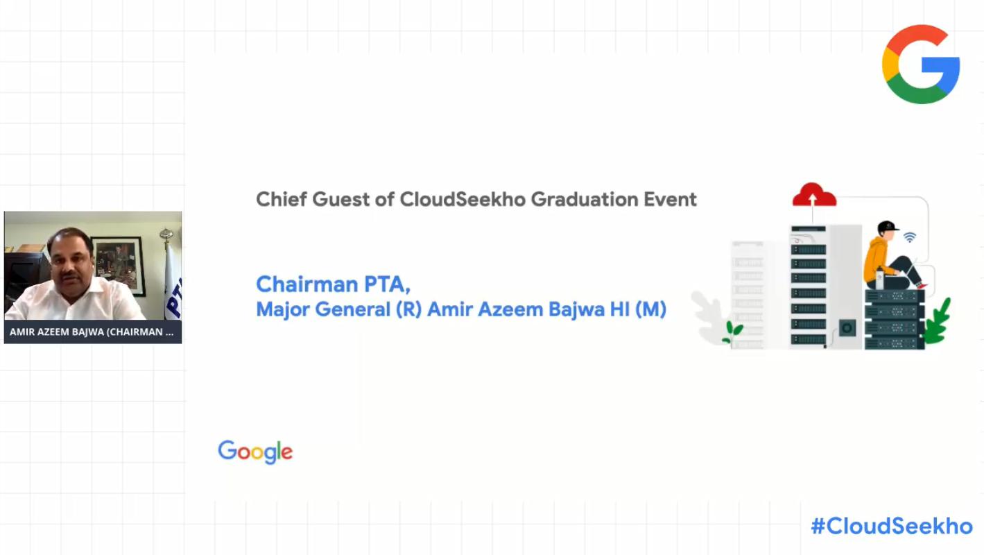 Google's CloudSeekho Program Celebrates First Batch of 350 Graduates from Pakistan