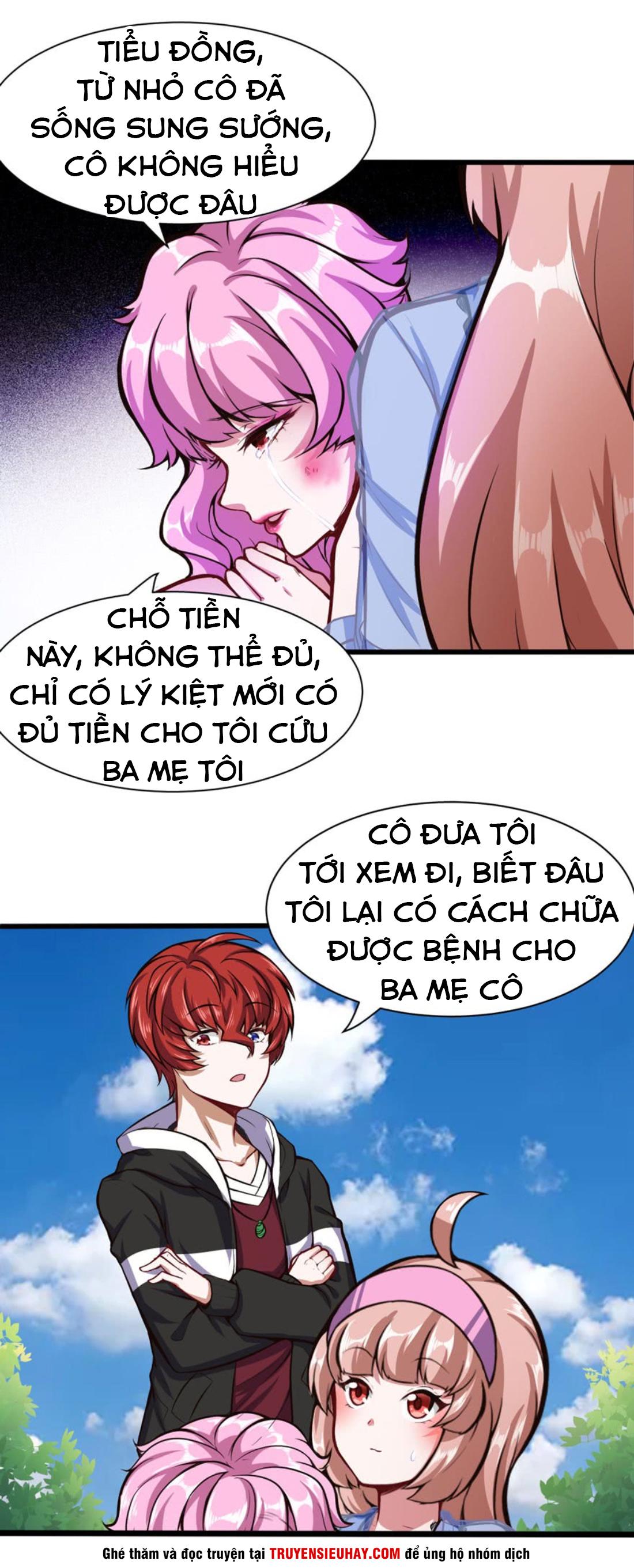 Đô Thị Âm Dương Tiên Y Chapter 22 video - Hamtruyen.vn
