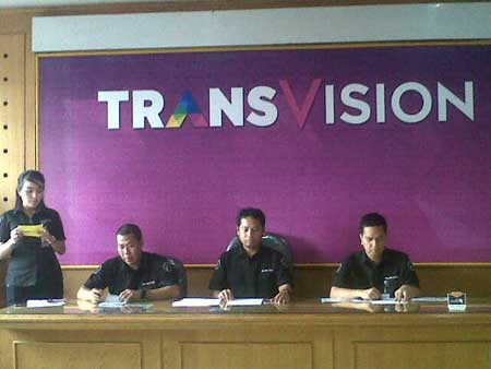 Nomor Telepon Call Center Customer Service Transvision