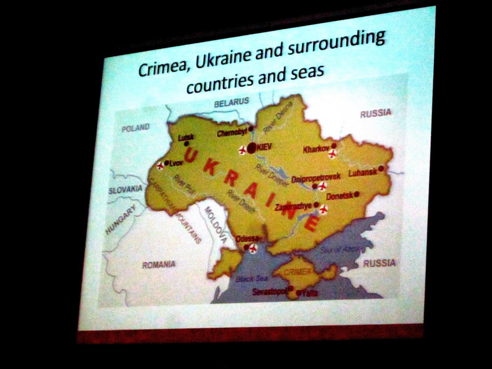 Forum Krisis Di Ukraine Serta Pengaruhnya Terhadap Dunia.