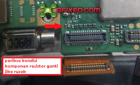 3 cara memperbaiki xiaomi redmi 6a no backlight display LCD