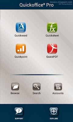 Preview Quick Office Pro