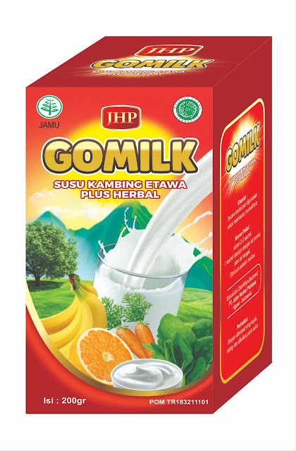 Susu kambing Gomilk emhacare