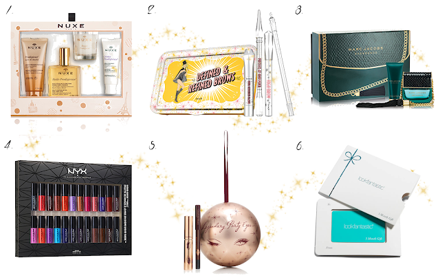 beauty blog christmas gift guide 2016