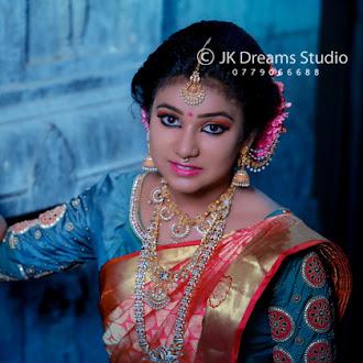 Jaffna Puberty Ceremony Dressing Shots | JK DREAMS | Jaffna Best Photography