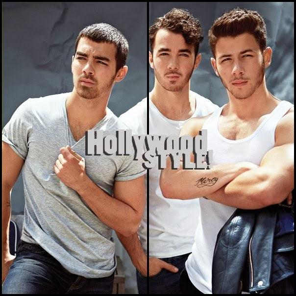 Los jonas brothers sexys y crecidos para out magazine - Jonas brothers blogspot ...