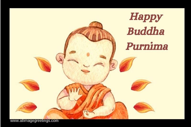 Buddha Purnima Wish image