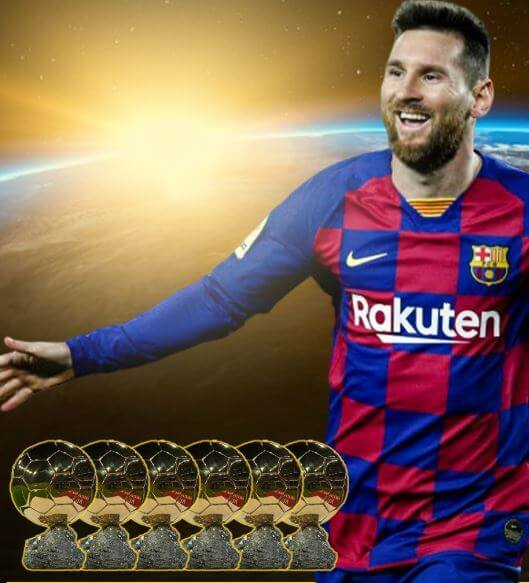 Impressive information about Lionel Messi