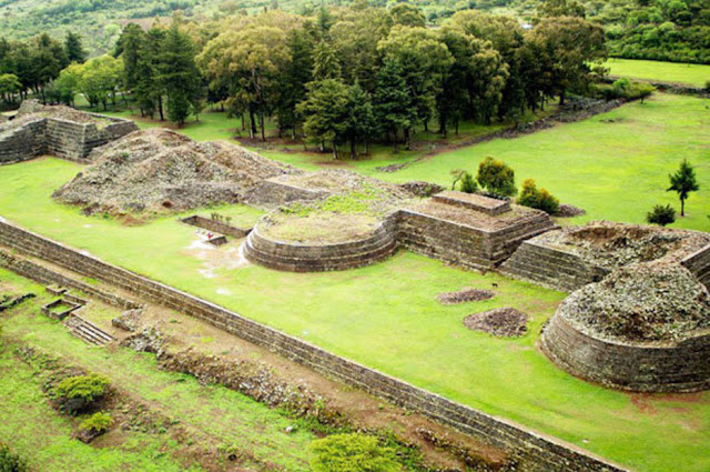 angamuco city in Mexico discovered with LIDAR