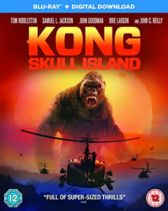 Kong Skull Island 2017 English 480p BRRip 300MB ESubs