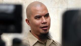 Detik-detik Ahmad Dhani Keluar dari diskusi karena tak terima pengamat hukum