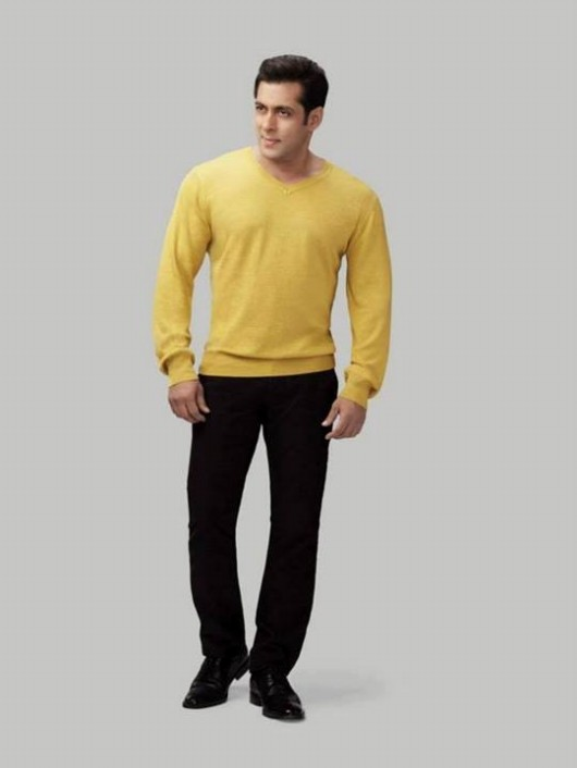 Fashion Style Salman Khan Splash Fashion A W Collection 2014 For Men Gents Wear Dress Designs