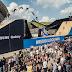 Los hermanos Godziek fueron las estrellas del Red Bull Roof Ride MTB slopestyle in Polonia.