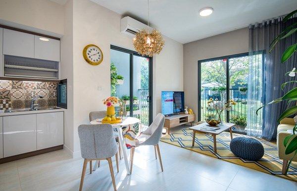 Xu hướng đầu tư căn hộ cho thuê đang trở nên phổ biến hiện nay