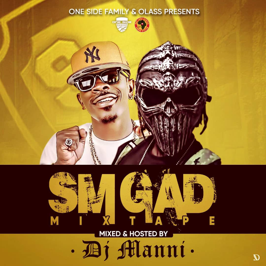 Dancehall Mixtape]:- DJ MANNI - [SHATTA WALE - SMGad Mixtape] - 13PLAY