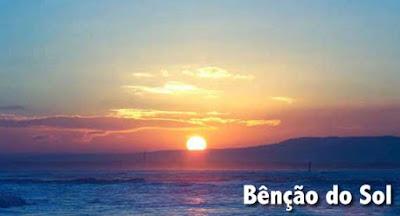 A benção do sol