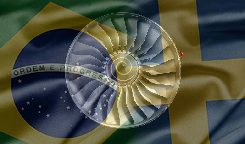 Numa ação inédita que une o Brasil e a Suécia, foi criada a primeira competição acadêmica e industrial do setor aeroespacial, que inclui estudantes, pesquisadores e startups de ambos os países.