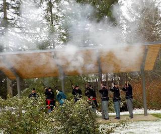 4th US civil war soldier interment, ladies