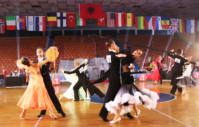 World Open Latin Albania 2019, over 420 couples in Tirana Sports Palace