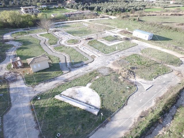 Ηγουμενίτσα: Σε πλήρη εγκατάλειψη το Πάρκο Κυκλοφοριακής Αγωγής (+ΒΙΝΤΕΟ)