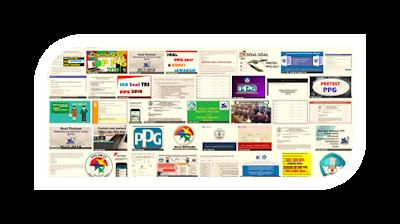 Materi, Kisi-kisi, Soal dan Kunci Jawaban PPG 2018 Lengkap