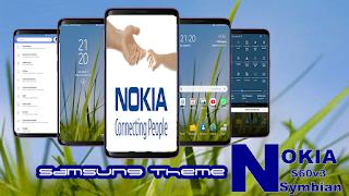 Download Tema Nokia S60V3 Symbian untuk Samsung Gratis