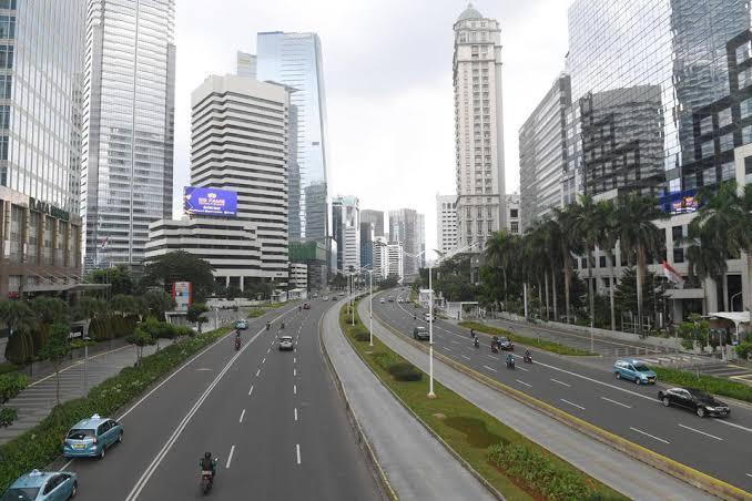 Denda Pelanggaran PSBB di Jakarta Capai Rp1,3 Miliar