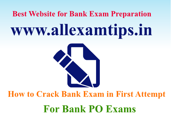 How to Crack Bank Exam in First Attempt