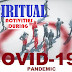 Your  Spiritual Actions During COVID-19 Pandemic