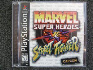 MARVEL SUPER HEROES VS STREET FIGHTER [SLUS-00793]