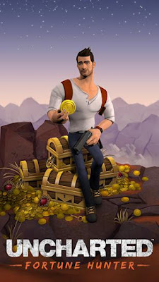 UNCHARTED: FORTUNE HUNTER MOD (UNLIMITED MONEY) APK + OBB FOR ANDROID