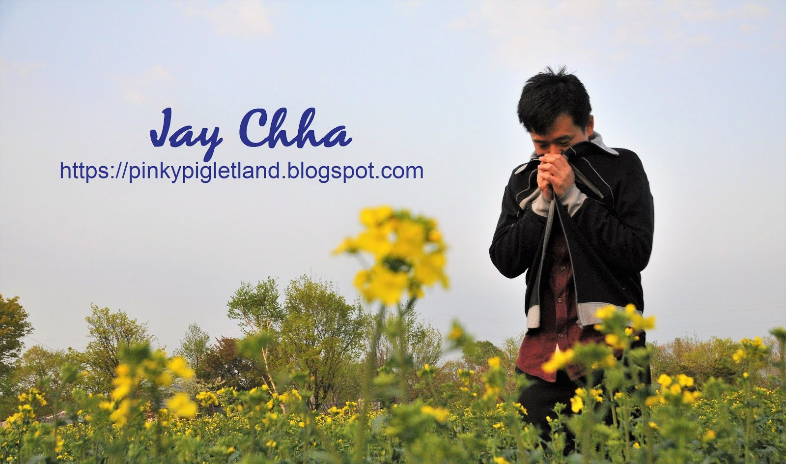 Jay Chha the Blogger